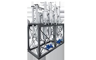 科尔庭碱液回收系统