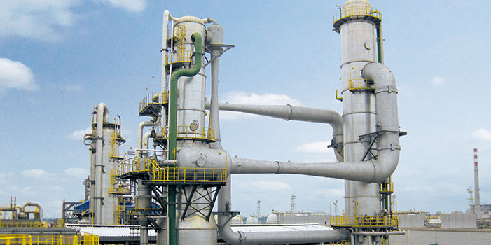 Steam jet chilling plant, steam jet cooling system, vacuum cooling system, processing technology